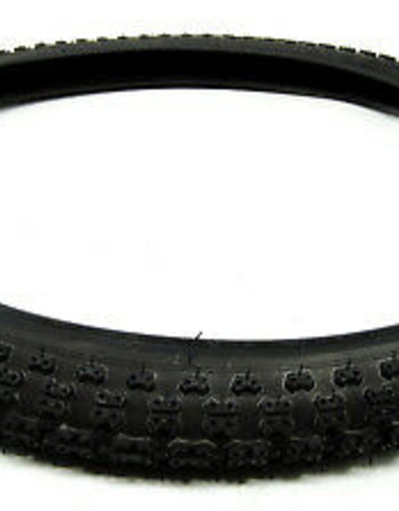 "Sunlite MX3 16x1.75"" Knobby Tire Black"
