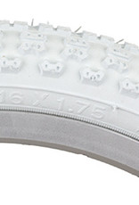 "Sunlite MX3 Tire 16x1.75"" White"