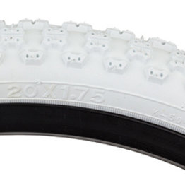 """Sunlite MX3 20x1.75"""" White"""