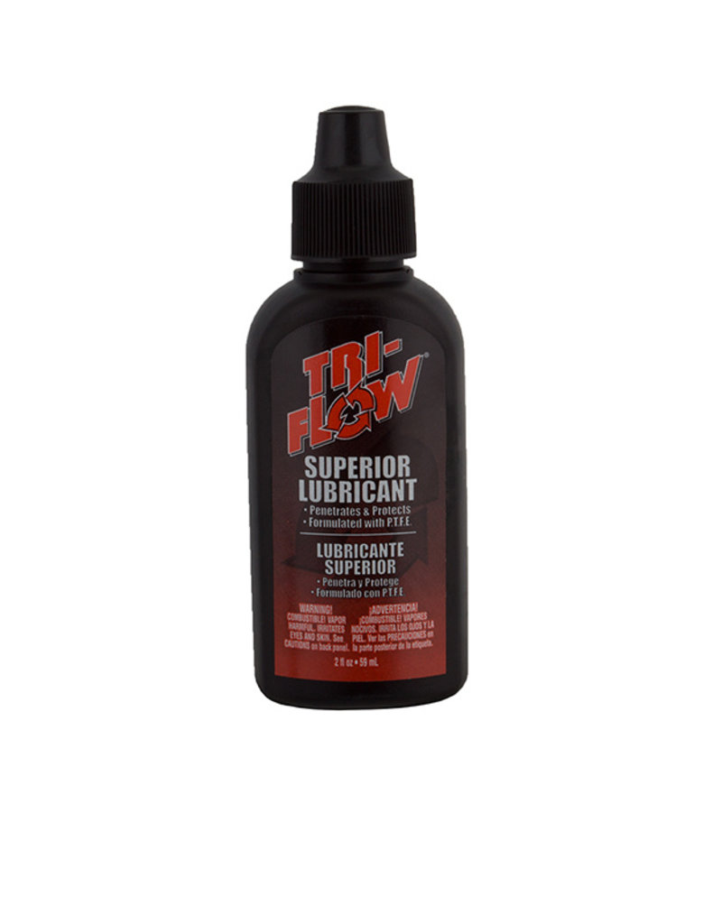 Tri Flow Teflon 2oz Squeeze Light Lubricant