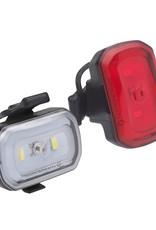Blackburn Click USB Rechargeable Light Set