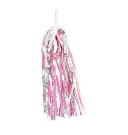 Sunlite Streamers Laser Pink