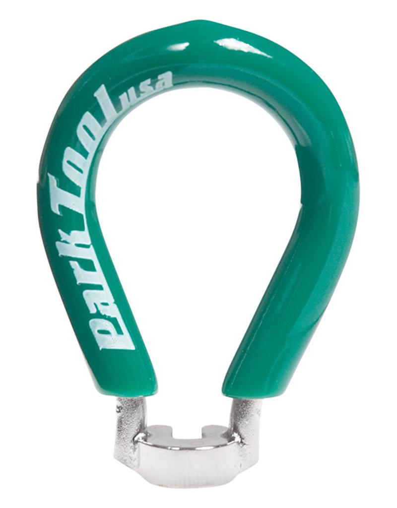 SW-1 Spoke Wrench, Green