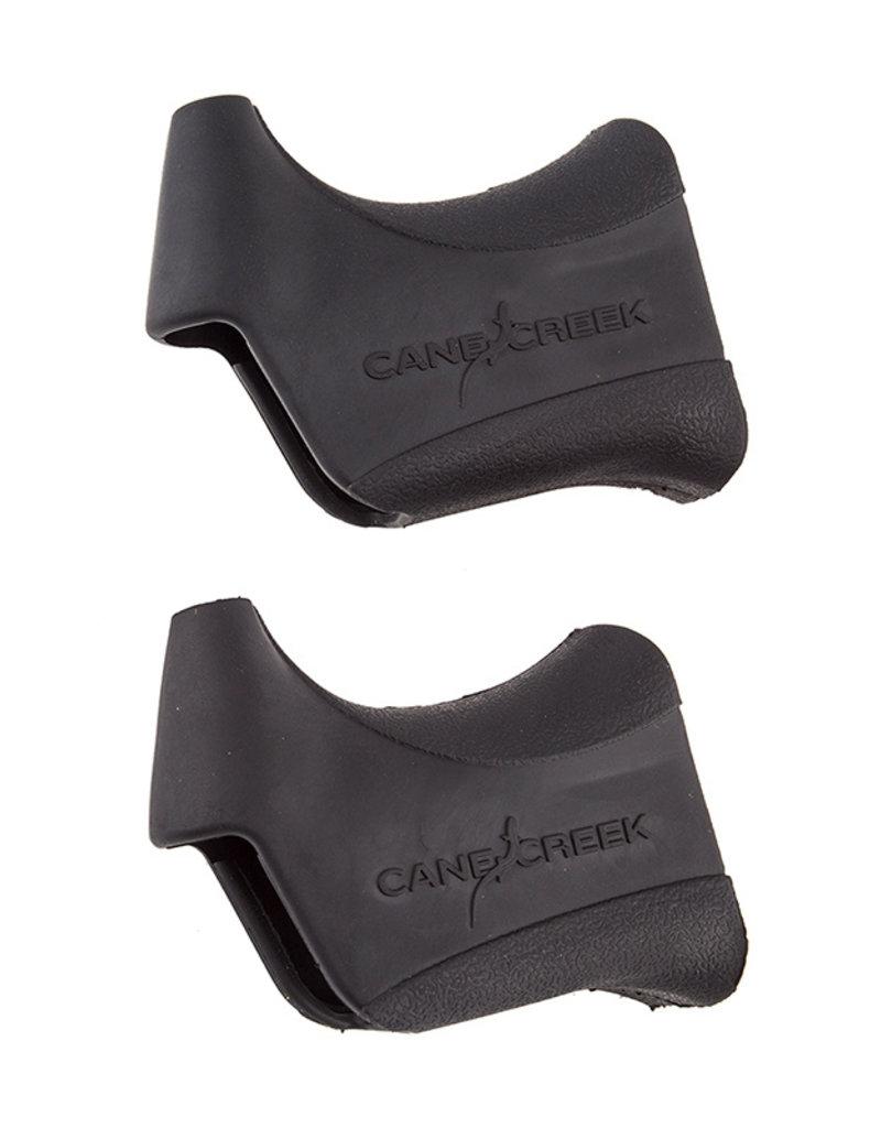Dia-Compe Non-Aero Brake Lever Hoods Black