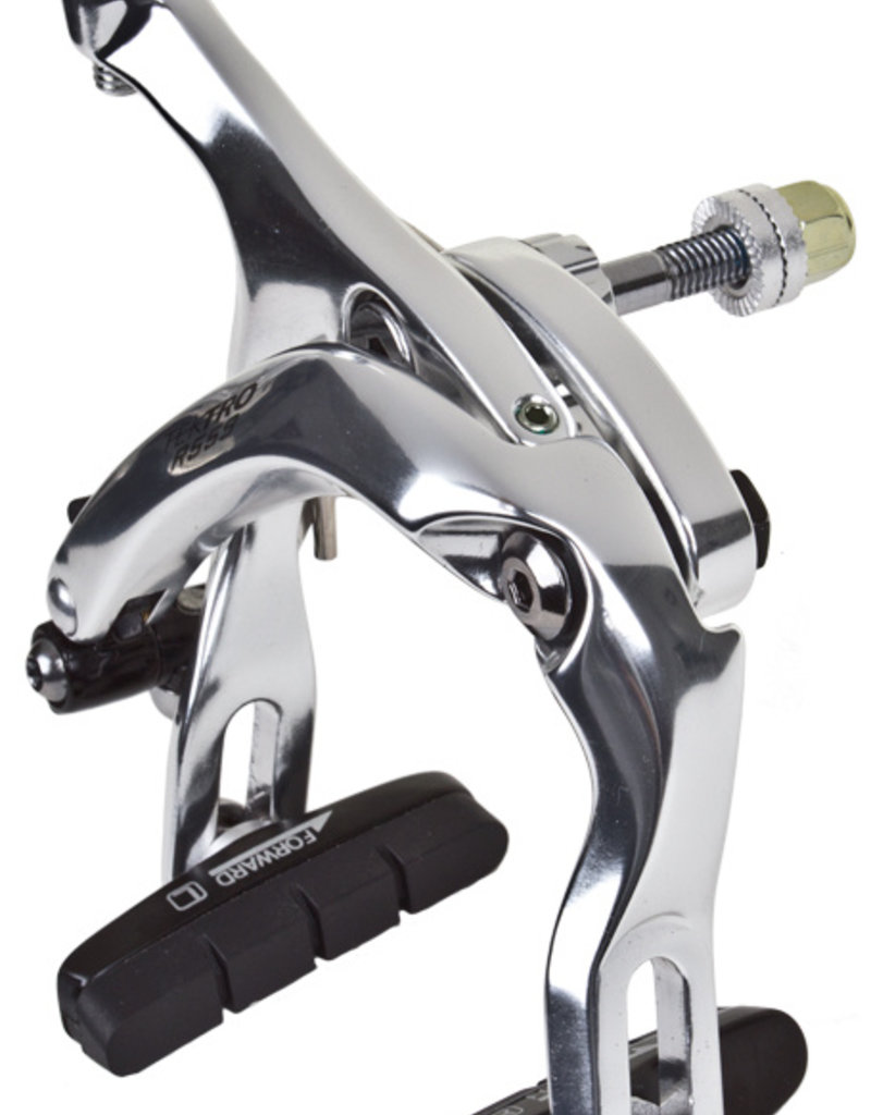 Tektro R559 55-73mm Rear Hex Nut Silver