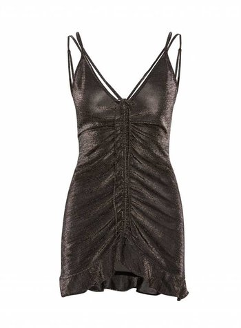 Baccarat Glitter Knit Sleep Dress