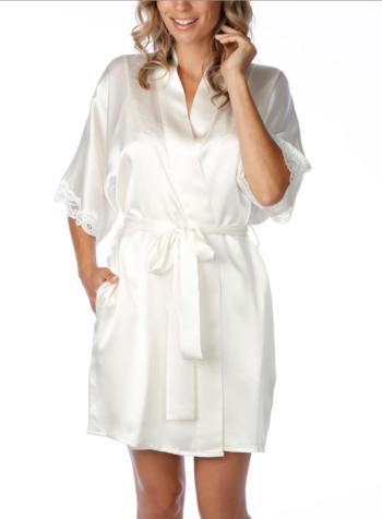 Christine Designs Bijoux Boudoir Short Robe
