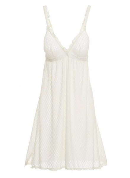 07319210826 Chemise Babydoll Gown - blossoms and beehives