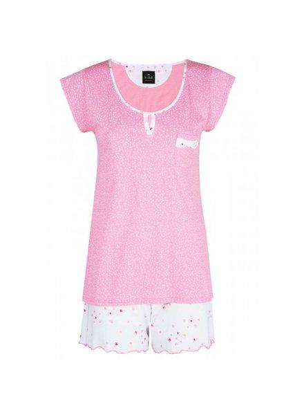 Le Chat Kawaii Short Pajamas