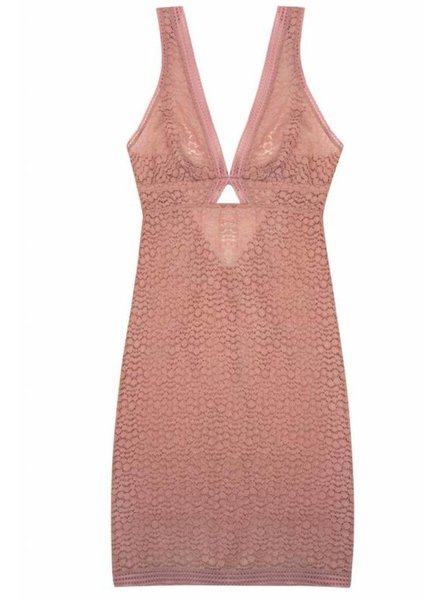Else Pebble Soft Cup Cross Over Fitted Slip