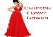 Chiffon Flowy