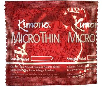 Kimono Microthin Condom