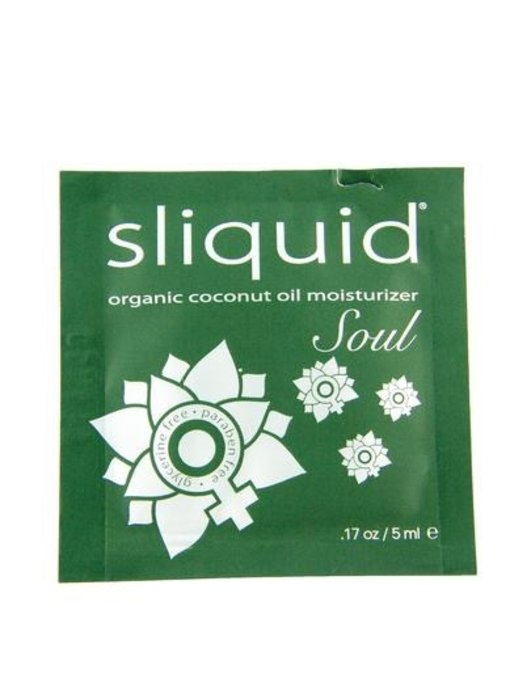 Sliquid Soul Oil-Based Sample