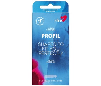 RFSU Profil Condoms (10 pack)