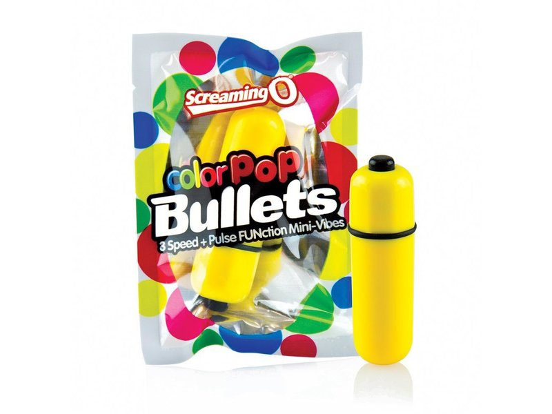 Screaming O ColorPop Bullet