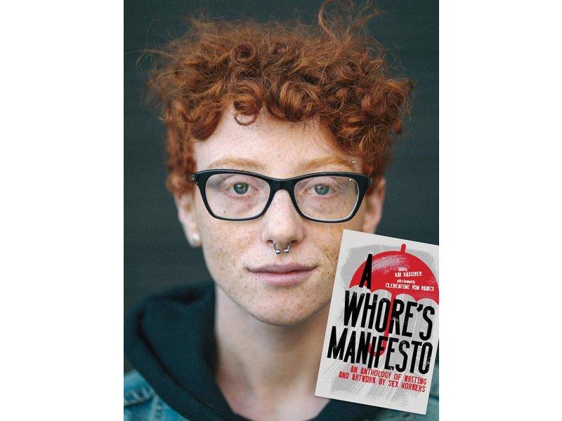 A Whore's Manifesto Book Reading + Q&A / Sunday, November 10th