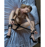 Leather Padded Spreader Bar