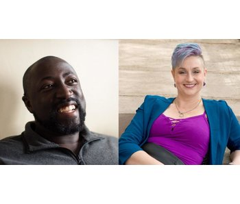 New Horizons in Kink & Polyamory: An Evening with Authors Kevin Patterson & Dr. Liz Powell
