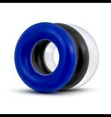 Blush Novelties Donut Rings (3 pack)