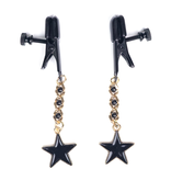 Spartacus Spartacus Broad Tip Nipple Clamps with Stars