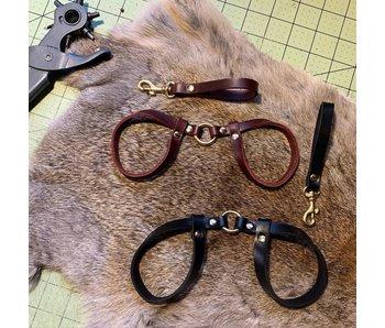 Riverqueer Leatherwork Quick Cuffs