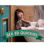 Sex Ed QUICKIE: Love Notes & Dirty Texts! / Tuesday,  February 16th
