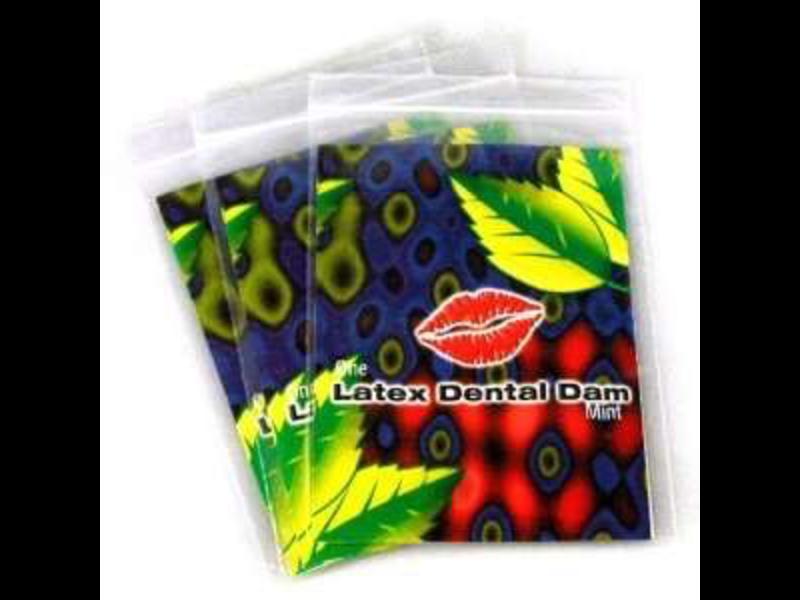 Condom Depot Lixx Flavored Dental Dams