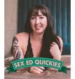 Sex Ed QUICKIE: Warm Up with Wax Play! / Tuesday, December 8th