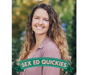 Sex Ed QUICKIE: Eliminating People Pleasing
