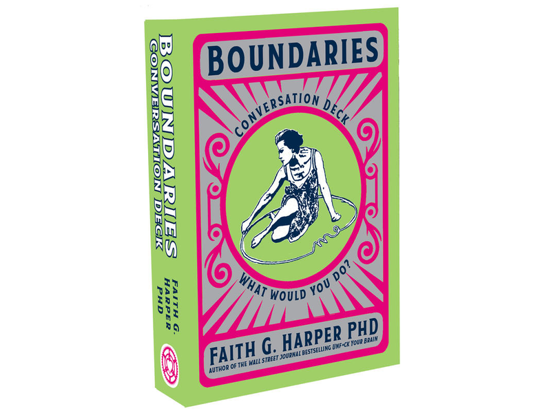 Boundaries Conversation Deck: What Would You Do?