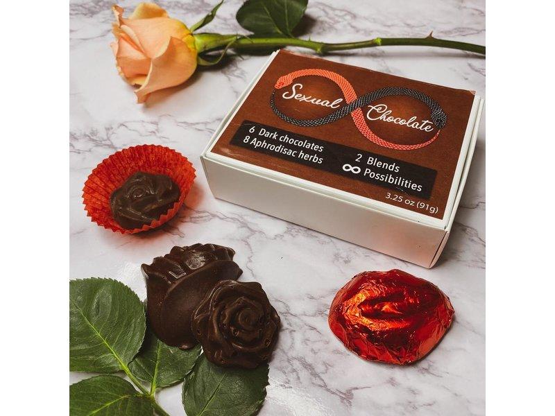 Portland Chocolate Laboratory Portland Chocolate Laboratory Sexual Chocolate