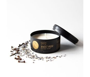 Seagrape Massage Candle