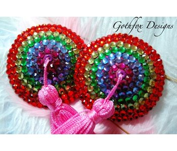 Couture Pride Pasties