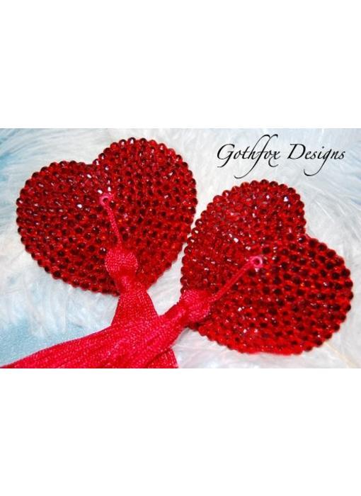 Couture Valentine Pasties