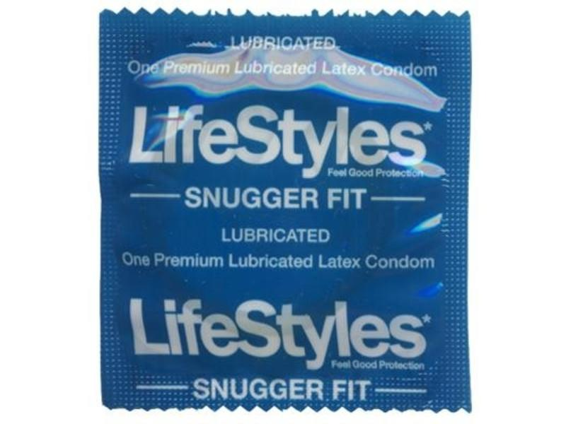 Lifestyles Snugger Fit Condom