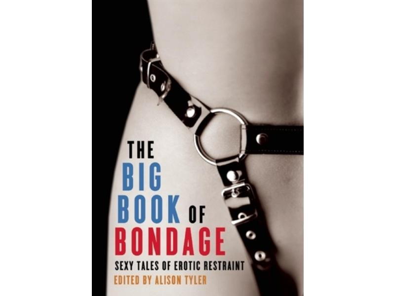 The Big Book of Bondage: Sexy Tales of Erotic Restraint