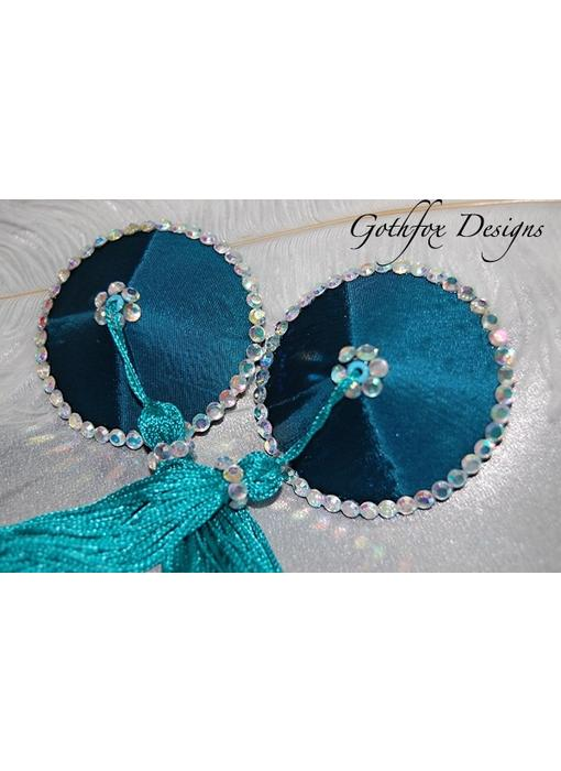 Couture Satin Pasties