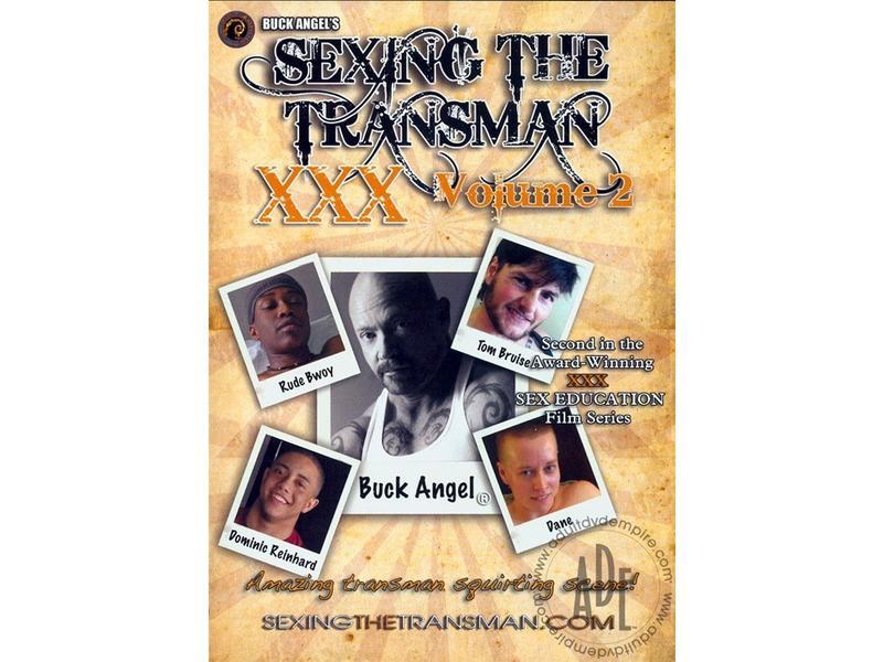 Sexing The Transman XXX 2