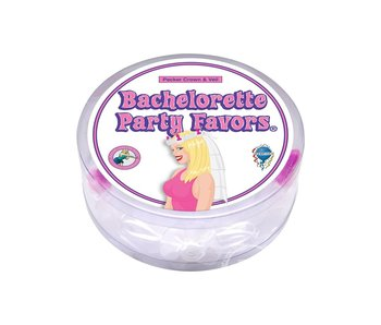 Bachelorette Party Favors Pecker Crown And Veil