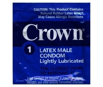 Crown Skin Less Condoms