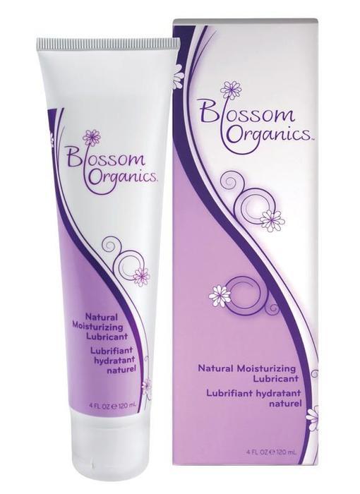 Blossom Organics Natural Moisturizing Lubricant
