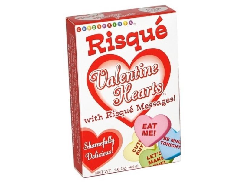 Risque Valentine Hearts