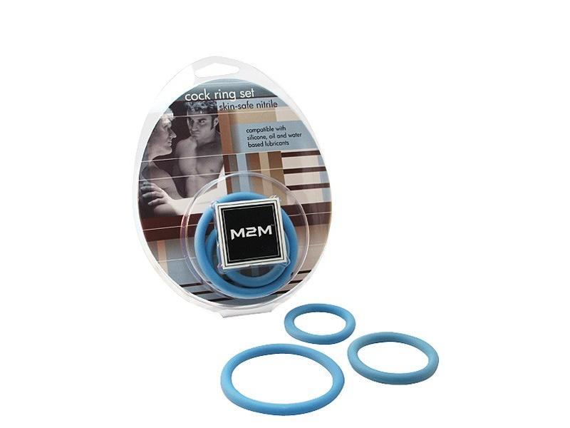 Nitrile Ring Set