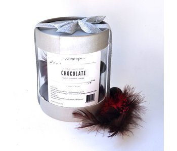 Chocolate Edible Honey Dusting Powder