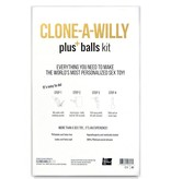Empire Labs Clone-A-Willy Plus Balls Kit
