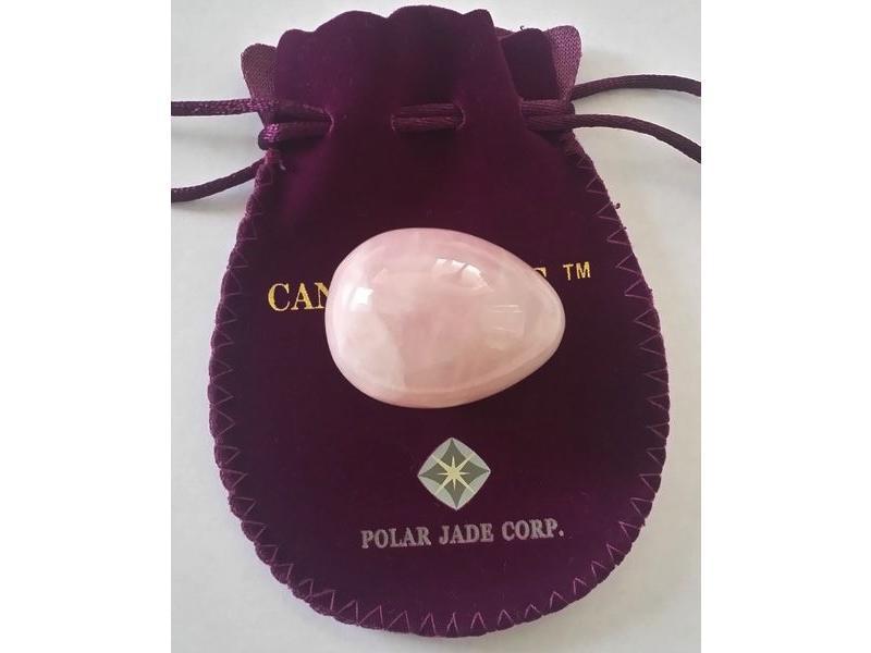 Rose Quartz Yoni Egg