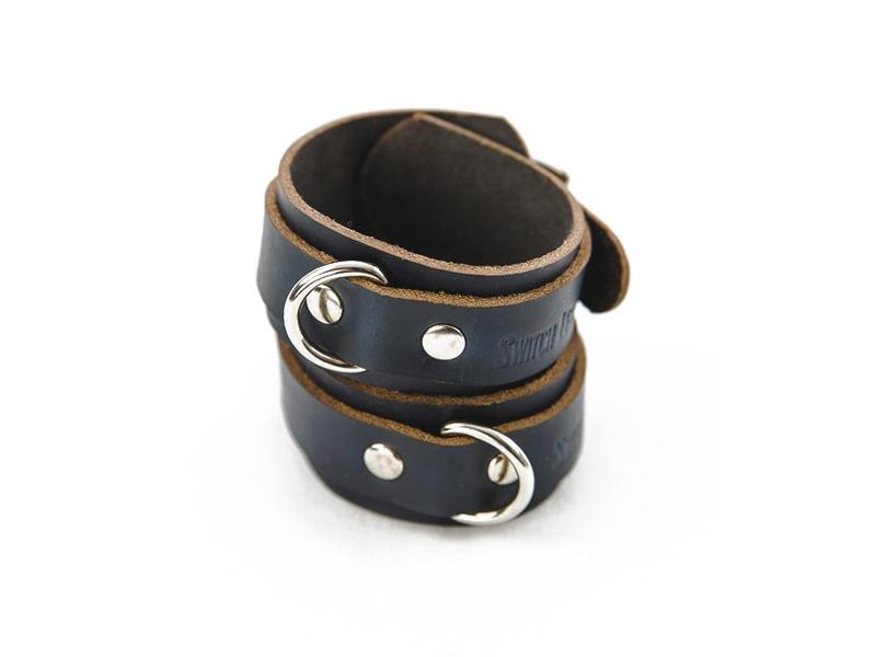 Switch Leather Co. Wrist Cuffs