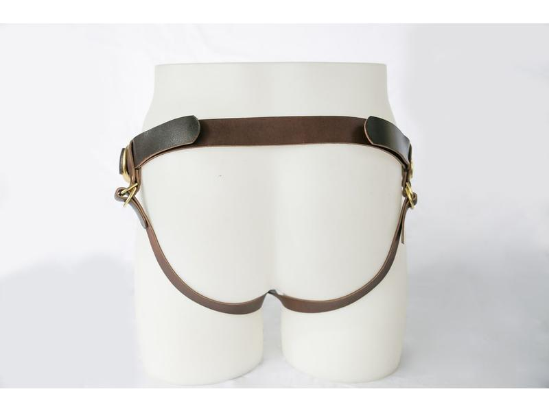 Switch Leather Co. Ramona Harness