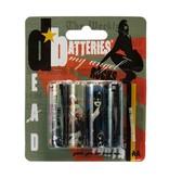 Dead Batteries AA (4 pack)