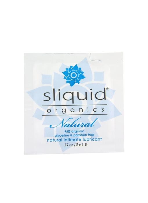 Sliquid Organics Natural Lube Sample